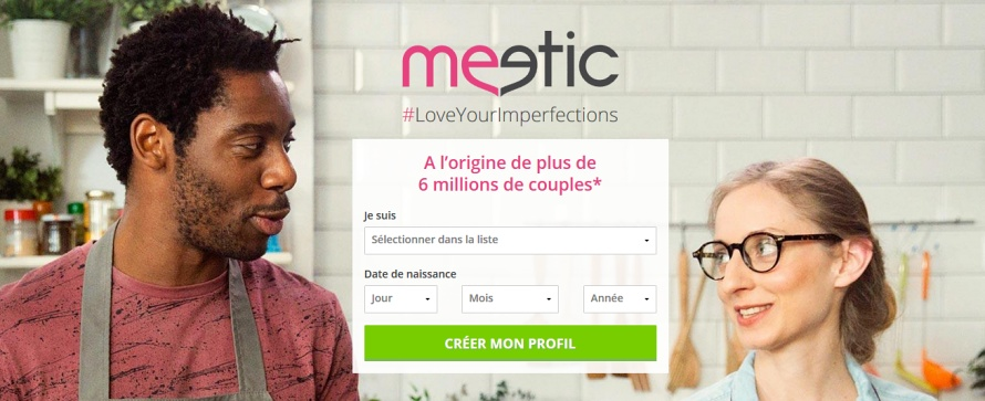 experience rencontre meetic